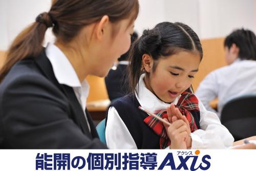 個別指導Axis(アクシス)JR茨木校(大阪いばらきキャンパス近く)のアルバイト風景