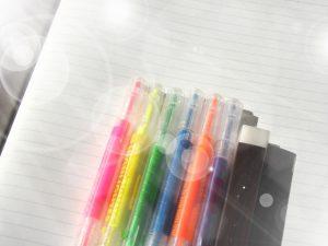 【大学生コラム】オススメの蛍光ペン