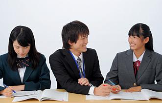 集団指導 のアルバイト風景1