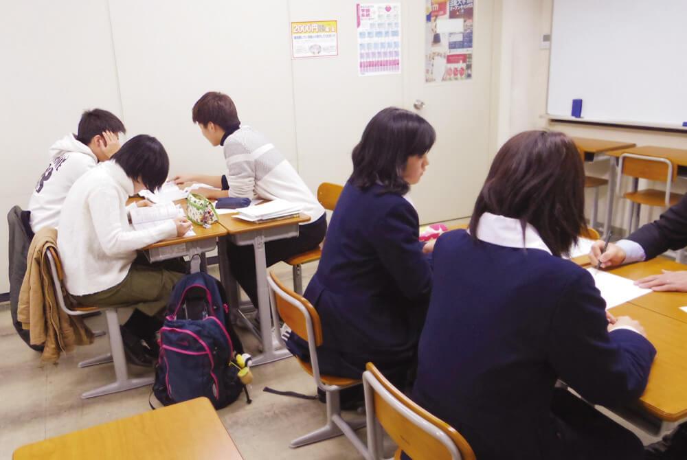 和歌山大学 のアルバイト風景1