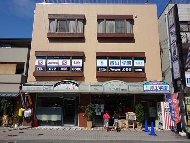 JR学研都市線(片町線) のアルバイト風景1