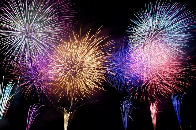【2019最新版】7月に開催される関西の花火大会一覧【関西人必見!】