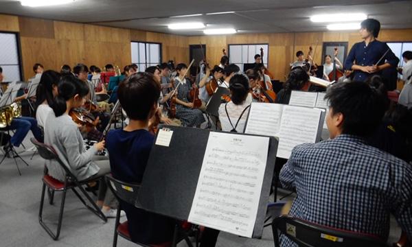 大阪市立大学交響楽団練習風景